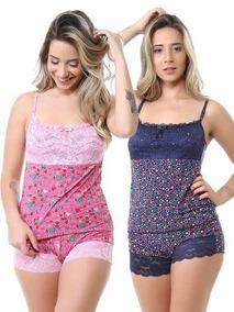 97ceb73b9 Kit 10 Pijama Atacado - Moda Íntima e Lingerie no Mercado Livre Brasil