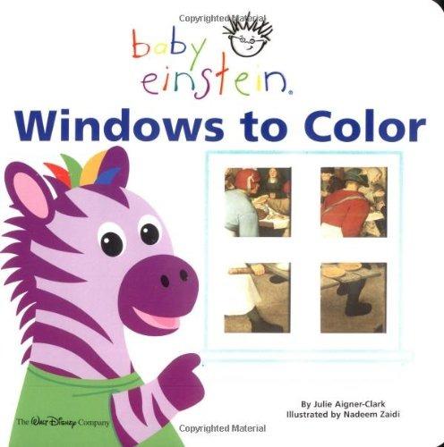 Baby Einstein Ventanas Para Colorear - $ 1,609.00 en Mercado Libre