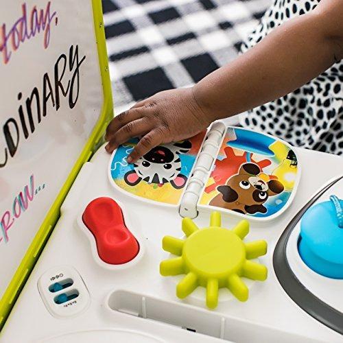 baby einsteincidad mesa mesa bebé juguete de actividad con l
