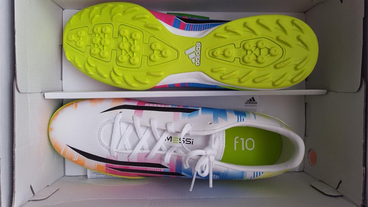 zapatillas baby futbol adidas f10