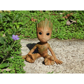 Baby Groot Colección Guardianes De La Galaxia Avengers Bebe