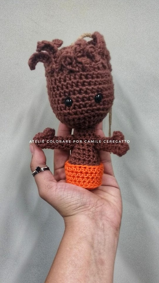 Groot – Amigurumi Patterns | 960x541