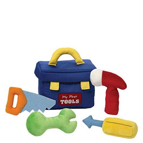 baby gund my first toolbox peluche de peluche 5 piezas