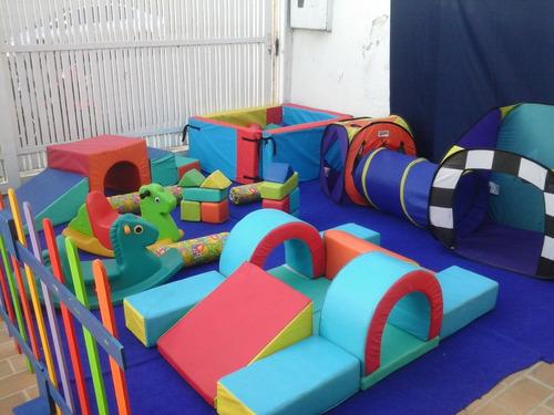 baby gym, piscinas, parque infantiles, todo para bebes