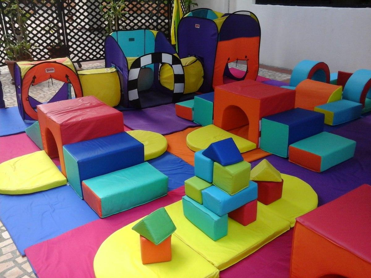 Baby gym piscinas parque infantiles todo para bebes for Piscinas infantiles