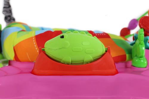 baby jumper glee a8101 c/ luces y sonidos giro 360°