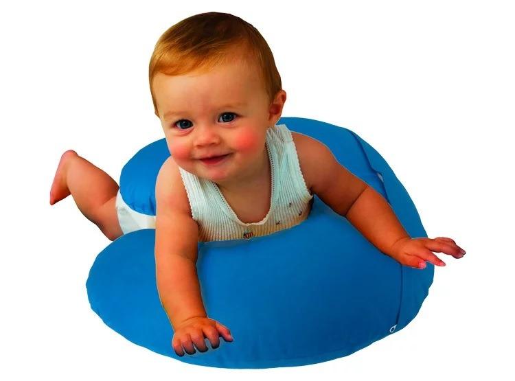 99cdc0ce0 Baby Kits - Almohada De Lactancia Azul - S/ 99,00 en Mercado Libre
