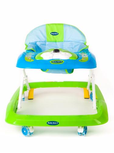 baby kits - andador para bebé puppy verde