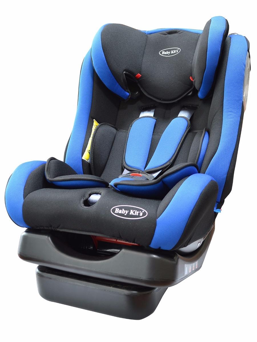 Baby Kits Asiento De Bebe Para Auto Orbit Azul S