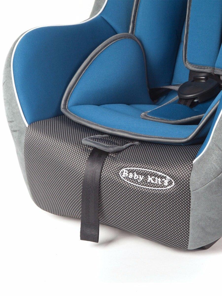 3b07813ed Baby Kits Asiento Para Auto Rally - Azul - S/ 219,00 en Mercado Libre