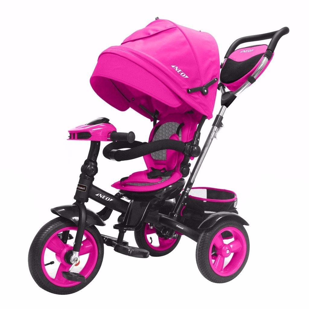 37c491720 Baby Kits - Coche Triciclo Para Bebé Neo Rosado - S/ 539,00 en Mercado Libre