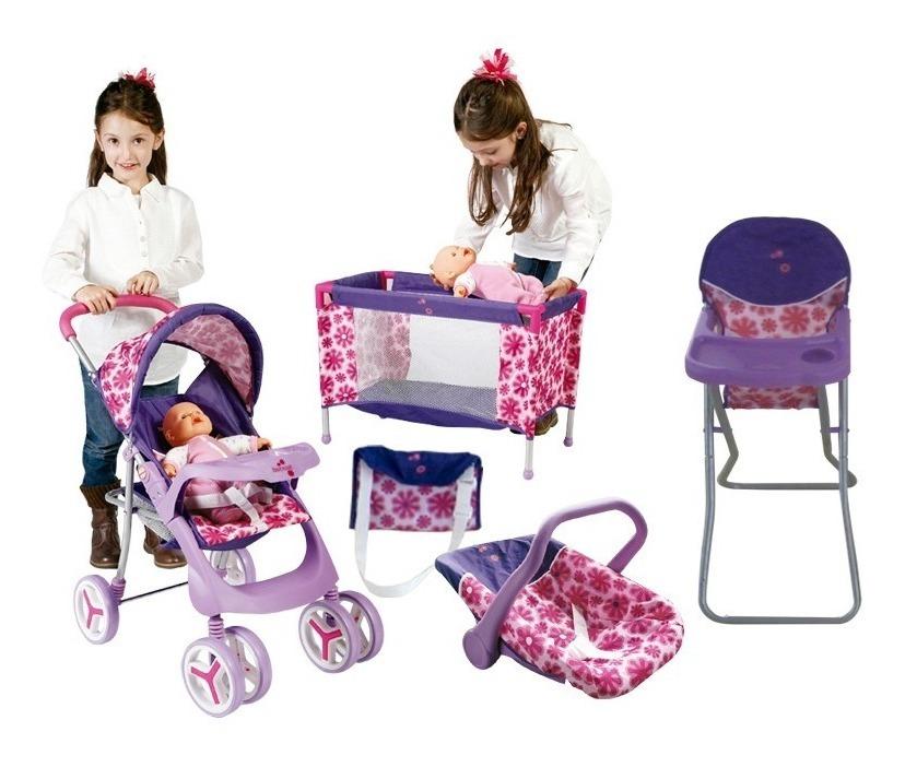 Dol Baby Maxi Kits Muñecas Juguete Set Nuevo Para Niñas De 4jAc5R3Lq