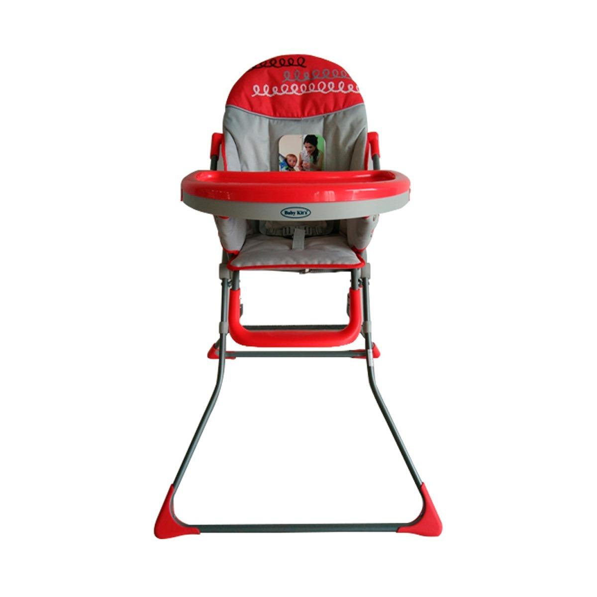 c457570aa Baby Kits - Silla De Comer Vectra Plus / Rojo - S/ 159,00 en Mercado ...