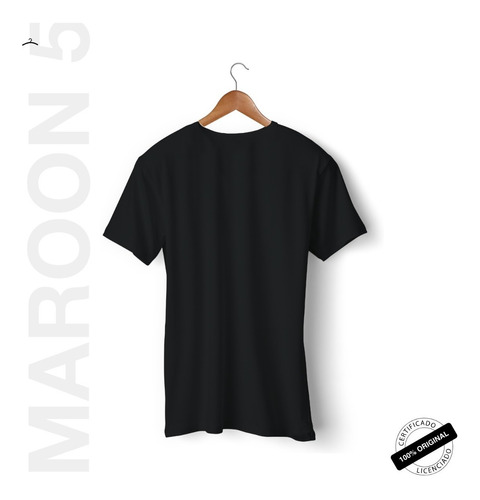 baby look oficial maroon 5 world tour 2020