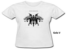 camiseta within temptation hydra album