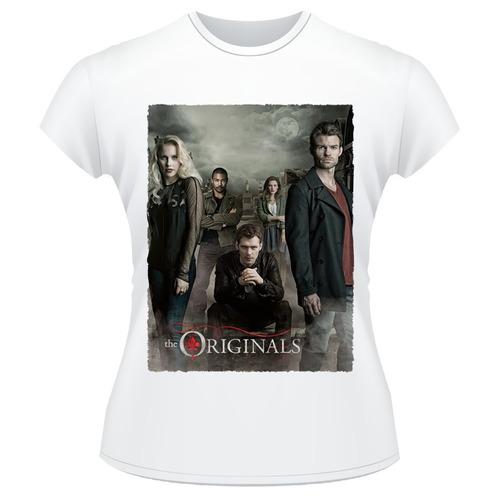 baby look the originals série os originais camiseta feminina