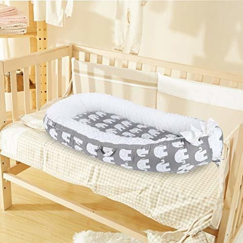 baby lounger, baby nest algodón orgánico súper suave y tumbo