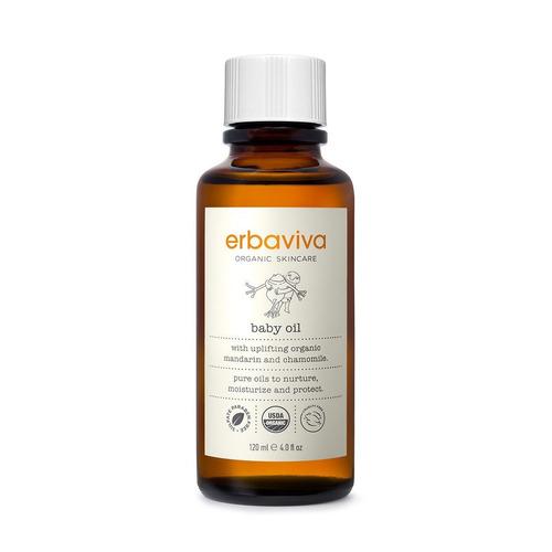baby oil orgánica erbaviva