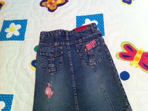 baby phat falda para niña
