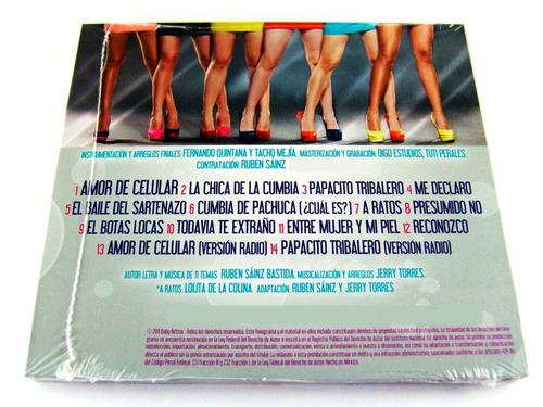 baby retrox a bailar con cd nuevo sellado 2011