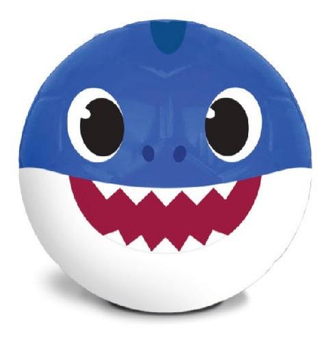 baby shark pelota super soft goma no necesita inflado full