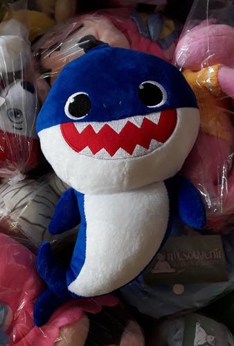 baby shark pelucia musical bebê tubarão crianças animais