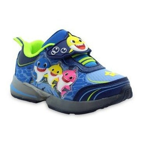 Baby Shark Zapatos Con Luces