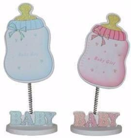 baby shower adorno mamadera effa´s party