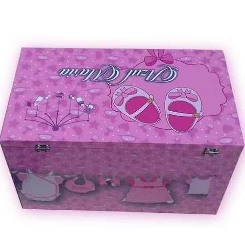 baby shower  caja nacimiento. bebes ajuar regalo nacimiento