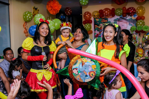 baby shower claun show infantil horaloca despedida chicoteka