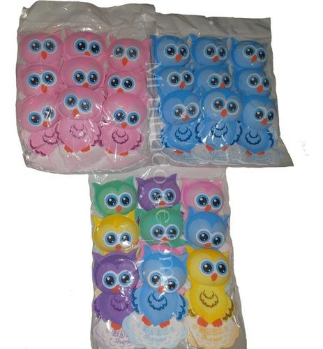 baby shower: distintivos, adornos de foamy/goma eva 10 cm