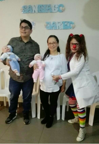 baby shower dr. claun baby show temático 980475277 986797889