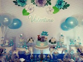 Baby Shower Mesa Dulce Tematica Cupcakes Decoracion Souvenir