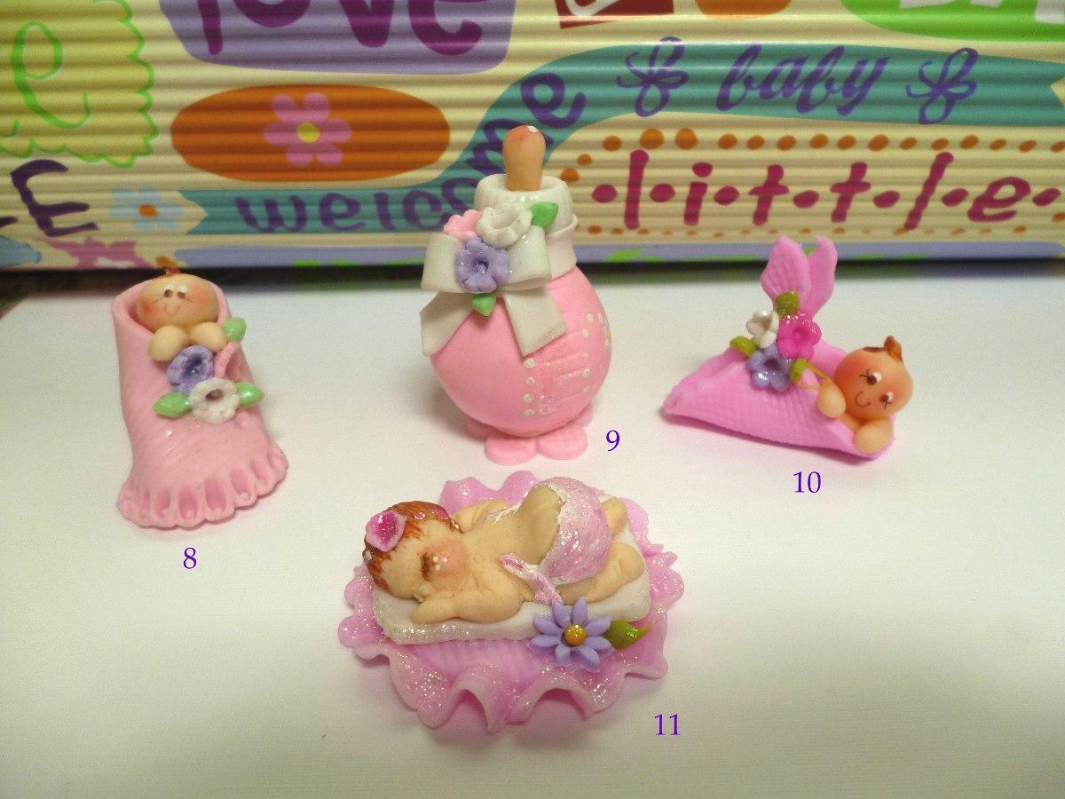 Recuerdos En Masa Flexible, Baby Shower, Nacimiento, Bautizo - Bs ...