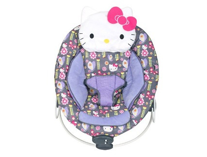 baby trend bouncer hello kitty silla mecedora bebe