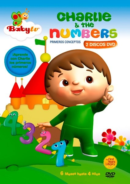 charlie and the numbers baby tv