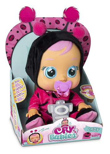 baby wow - cry babies lady  pequeña llorona baby