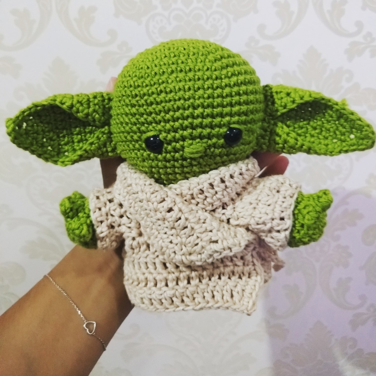 Here's A Crocheted Child Baby Amigurumi That You Can Make Yourself ... | 1200x1200
