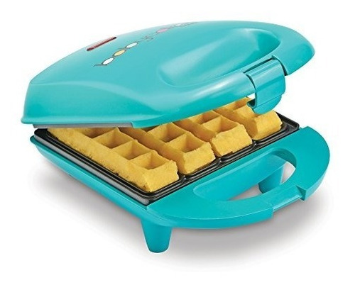 babycakes wmm-40 maquina para 4 palitos waffles