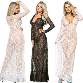 973df6add822c Lenceria Sexy Babydoll Vestido Encaje - Ropa Interior de Mujer en ...
