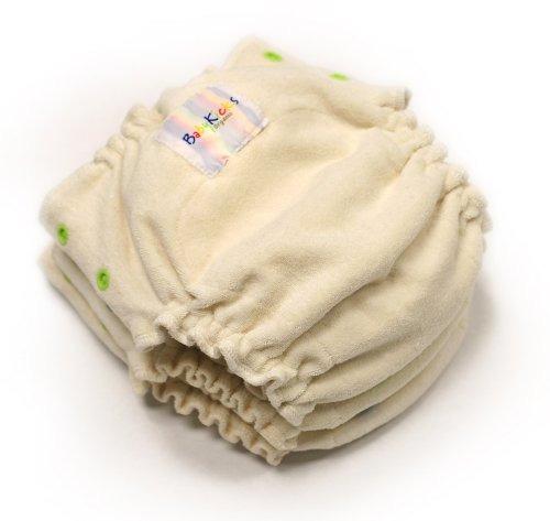 babykicks orgánica uno tamaño equipada pañal natural