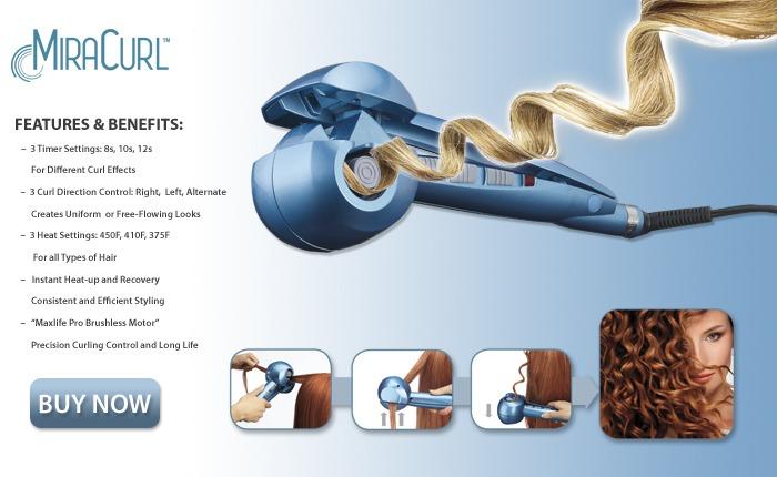 859d5b814 Babyliss Miracurl Cacheador Profissional Nano Titanium 127v - R$ 599 ...