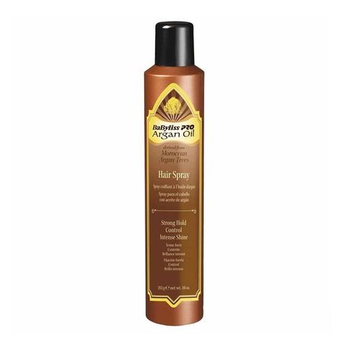 babyliss pro spray para el cabello fijación fuerte brillo