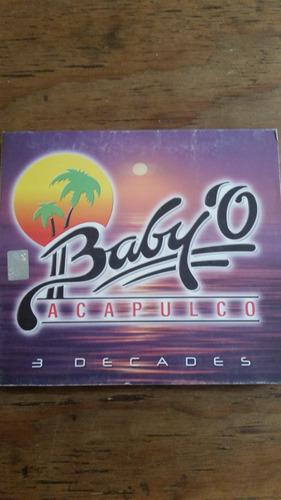 baby´o acapulco  coleccion musical 3 cds