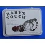 babys touch baby safe reutilizable para manos y pies almohad