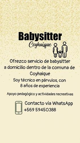 babysitter - niñera