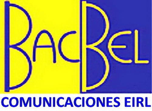 bac bel comunicaciones eirl - centro e importador tecnologia