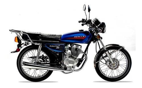 baccio cg classic 200  moto nueva 0km 2020 + obsequios fama