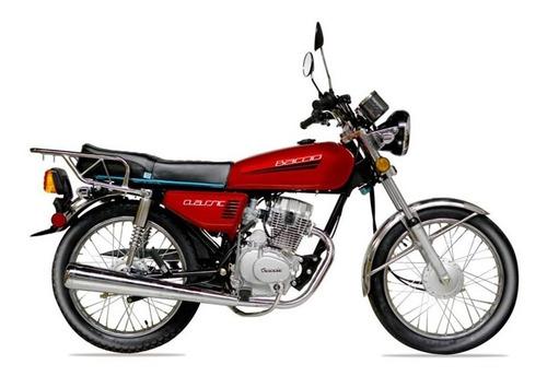 baccio classic 125 financiación 36 cuotas delcar motos