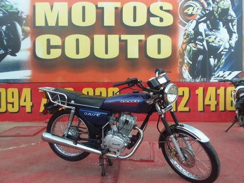 baccio classic 125 ===== motos couto ========